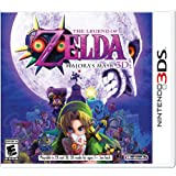 Amazon Price History for:The Legend of Zelda: Majora's Mask 3D