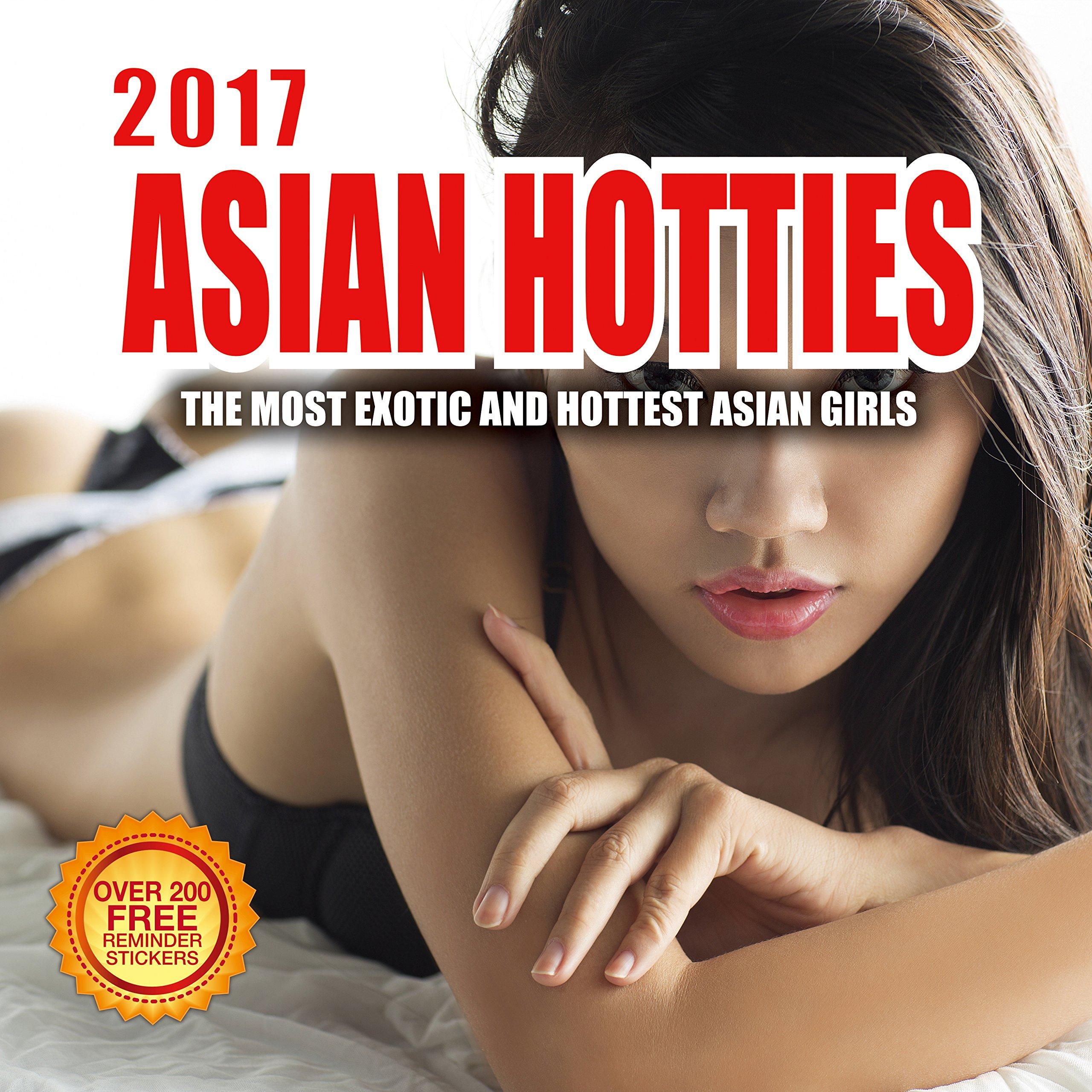 Asian girl calendars all became