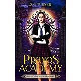 The Ghost of Josiah Grimshaw: a supernatural academy series (Praxos Academy Book 1)