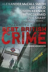 Mammoth Book of Best British Crime 11 Kindle Edition