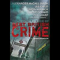 Mammoth Book of Best British Crime 11
