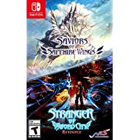 Saviors of Sapphire Wings - Standard Edition - Nintendo Switch
