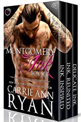 Montgomery Ink Box Set 1 (Books 0, 0.6, and 1)