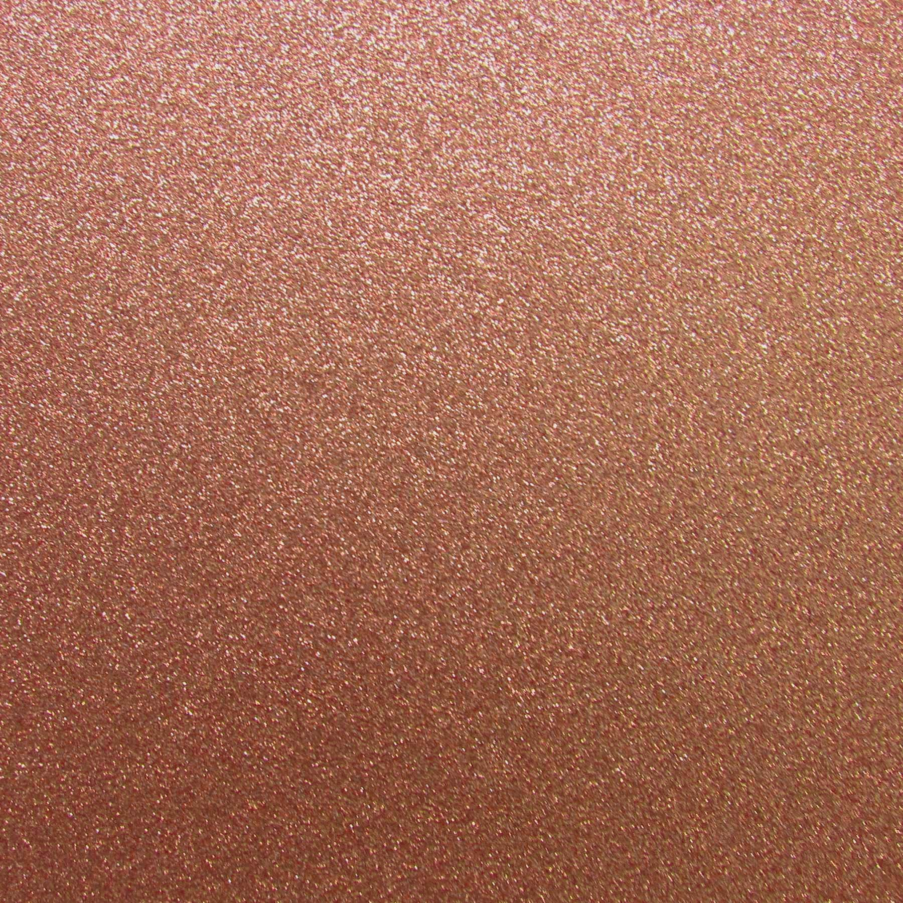 Best Creation 12-Inch by 12-Inch Glitter Cardstock, Coral