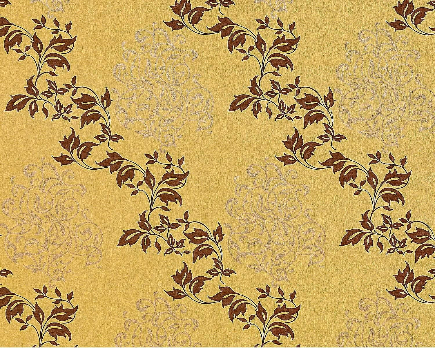 Amazon Com Floral Wallpaper Wall Non Woven Edem 946 22 Luxury