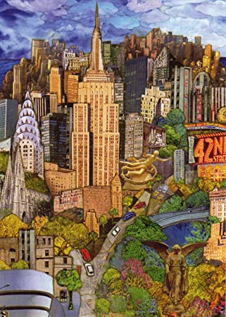 Greetings from New York Set of Six Blank Note Cards
