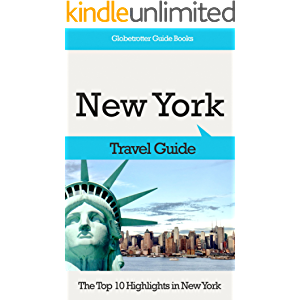 New York Travel Guide: The Top 10 Highlights in New York (Globetrotter Guide Books)