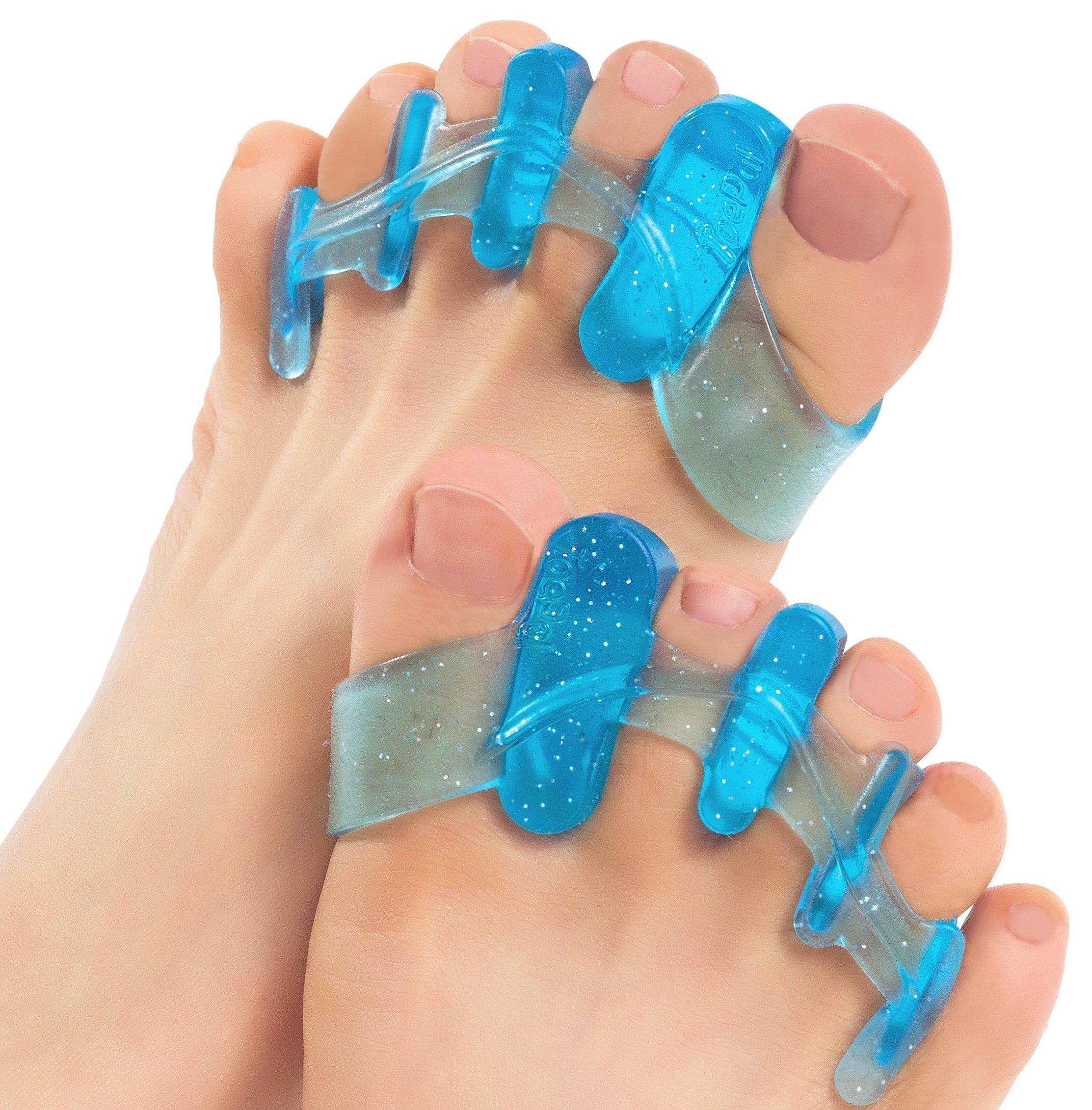 Amazon.com : DR JK Toe Separators, Toe Stretchers for Yoga, Hammer ...