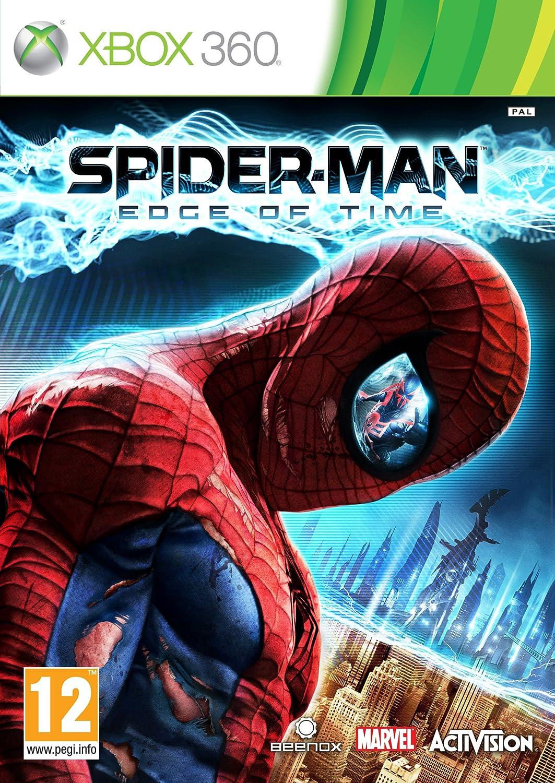 Activision Spider-Man: Edge of Time Xbox 360 Inglés vídeo - Juego (Xbox 360, Acción / Aventura, T (Teen)): Amazon.es: Videojuegos