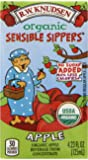 R.W. Knudsen Family Sensible Sippers Organic Apple Juice Box, 8-Count (Pack of 5)