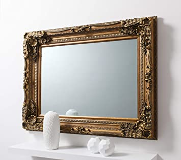 Barcelona Trading Carved Louis Gold Ornate French Frame Wallover