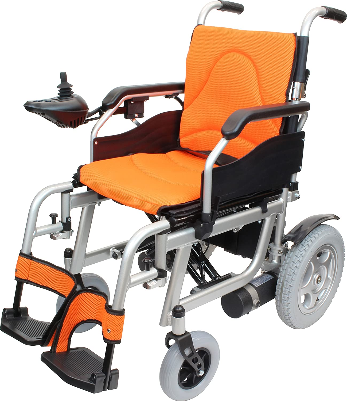 ケアテックジャパン 電動車椅子 ハピネスムーブ CE20-HSU-12 (オレンジ) B0771NY25Z  オレンジ