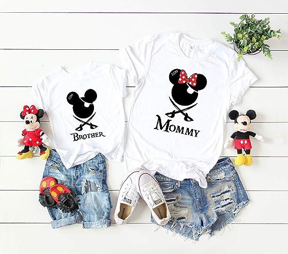 46eb4cf9 Amazon.com: I love Pirates Shirt matching disney shirts disney 2019 family shirts  pirates of the Caribbean pirate night Disney cruise D12: Handmade