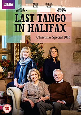 last tango in halifax christmas special 2016 dvd