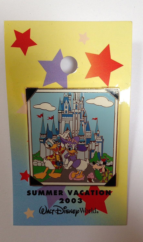 Donald /& Daisy Summer Vacation Limited Edition Disney Pin