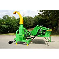"""NOVA TRACTOR BX102R Model 9"""" Wood Chipper Shredder, for Tractor from 50 to 120HP"""