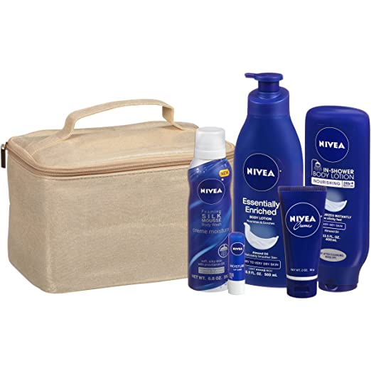 Nivea 5 Piece Full Sized Gift.