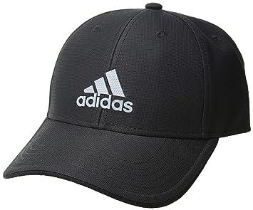 e8339e4498d Amazon.com  adidas Men s Decision Structured Adjustable Cap