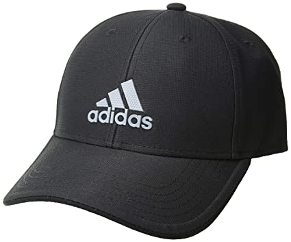Amazon.com  adidas Men s Decision Structured Adjustable Cap d89bd5abfd67