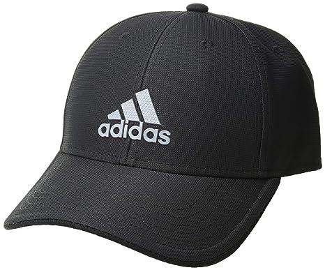 c84261bf7f491 Amazon.com  adidas Men s Decision Structured Adjustable Cap