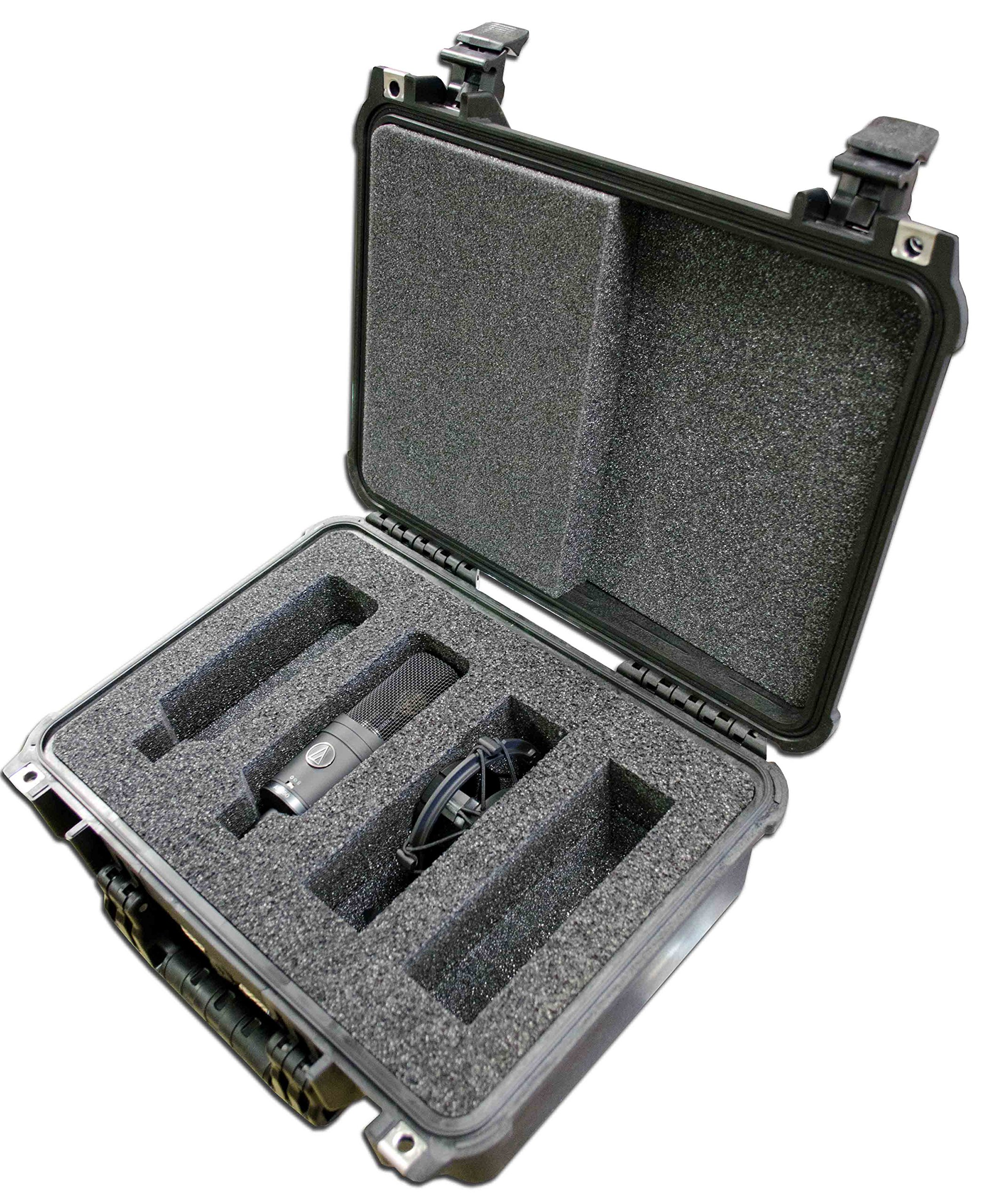 LM Cases 15-1124 Microphone Case