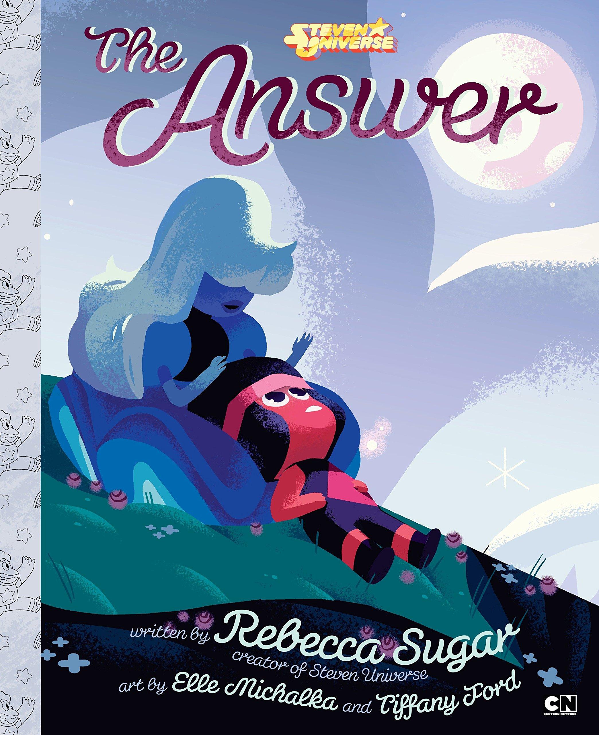 The Answer (Steven Universe) pdf