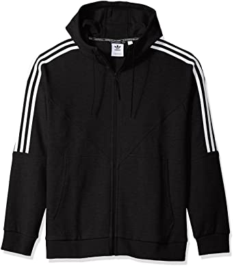 details for best loved the cheapest adidas Originals Men's NMD Full-Zip Hoodie, Black, S: Amazon ...