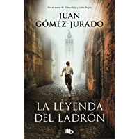 La leyenda del ladrón (Spanish Edition) book cover