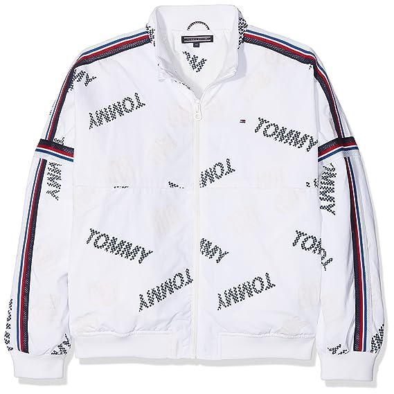 f2a66bc3 Tommy Hilfiger Boy's S Surprise Print Jacket: Tommy Hilfiger: Amazon ...