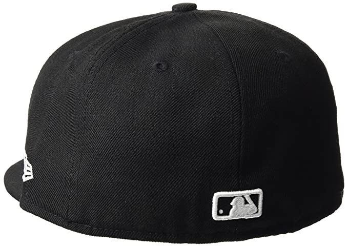the best attitude 25b4b e1477 ireland amazon mlb atlanta braves black with white 59fifty fitted cap 7 1 8  sports fan