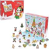 Disney Classic Advent Calendar 2020, 32 Pieces, Figures, Decorations, and Stickers