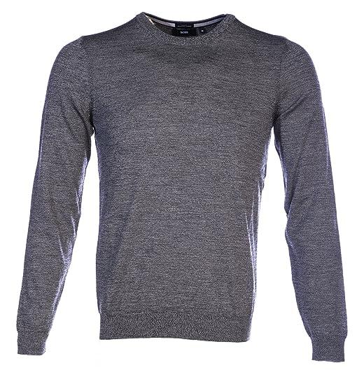Boss Leno N Knitwear In Grey L