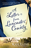 A Letter from Lancaster County (Lancaster Discoveries Book 1)