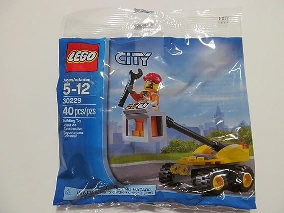 LEGO City: Cherry Picker Repair Lift Establecer 30229 (Bolsas)