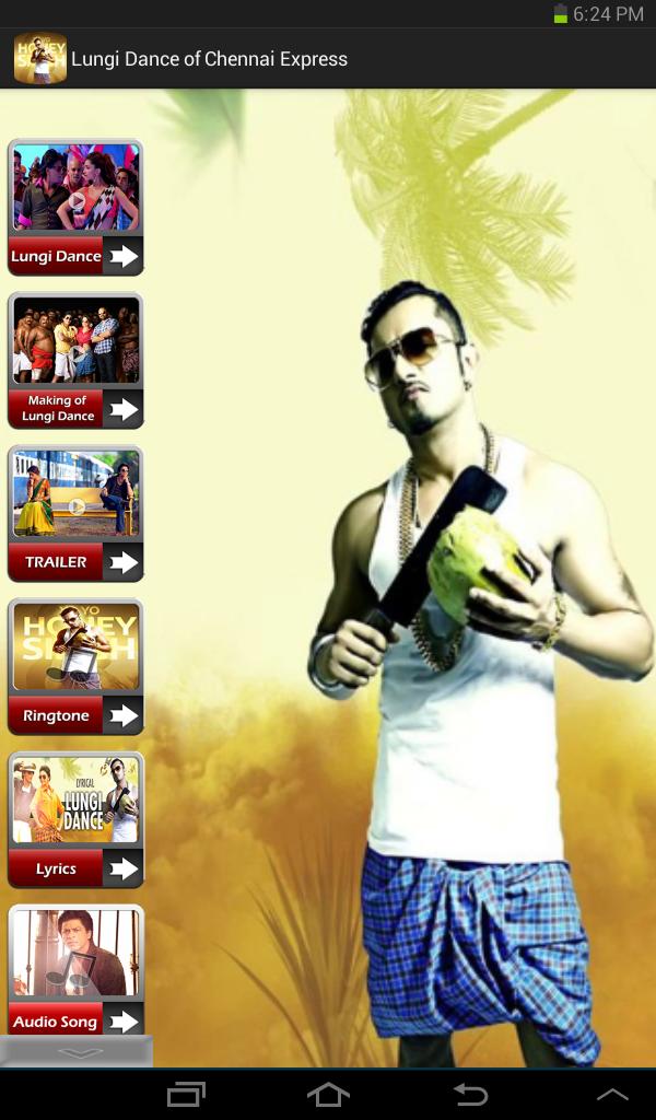 Amazon.com: Lungi Dance -Yo Yo Honey Singh: Appstore for Android