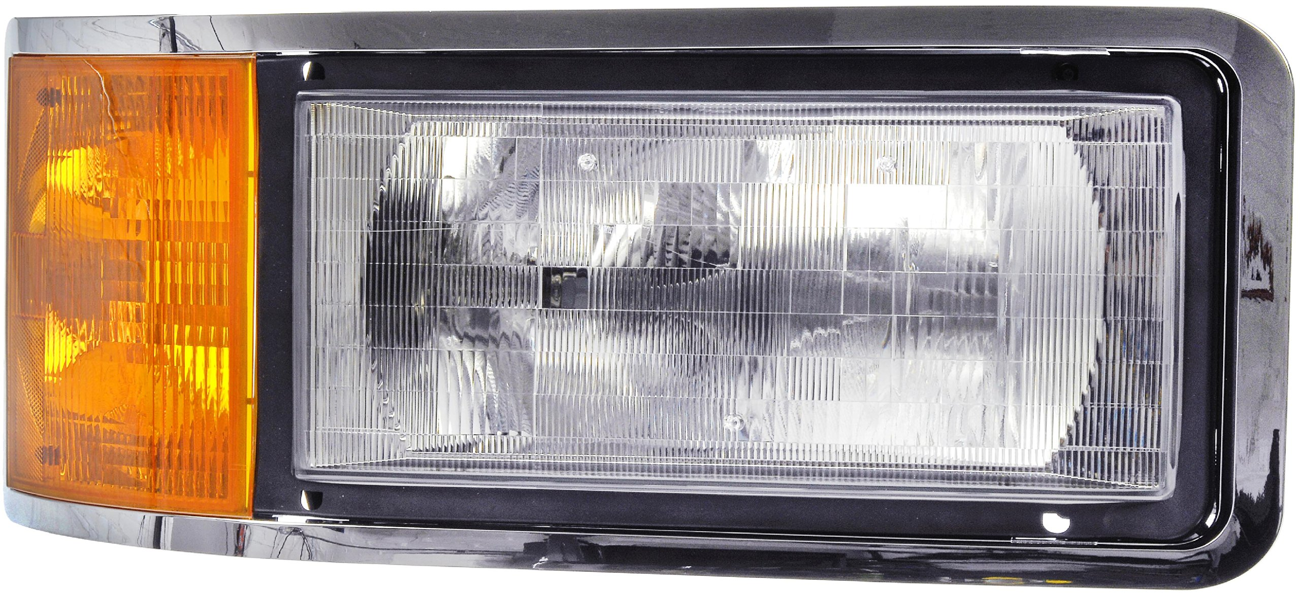 Dorman 888-5502 Driver Side Headlight Assembly For Select Mack Models by Dorman