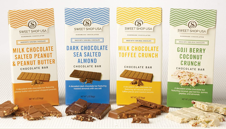 41b842cef9ef Amazon.com   Sweet Shop USA Everyday Candy Bars   Grocery   Gourmet Food