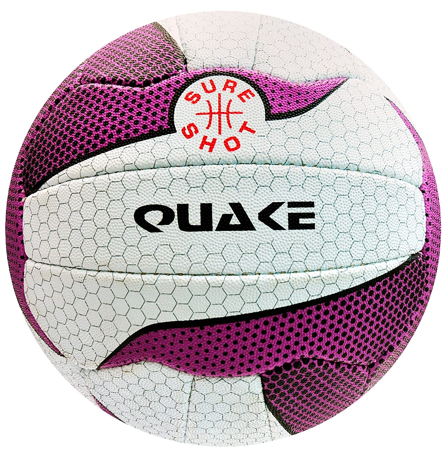 Sure Shot - Quake sz 5 Match Netball