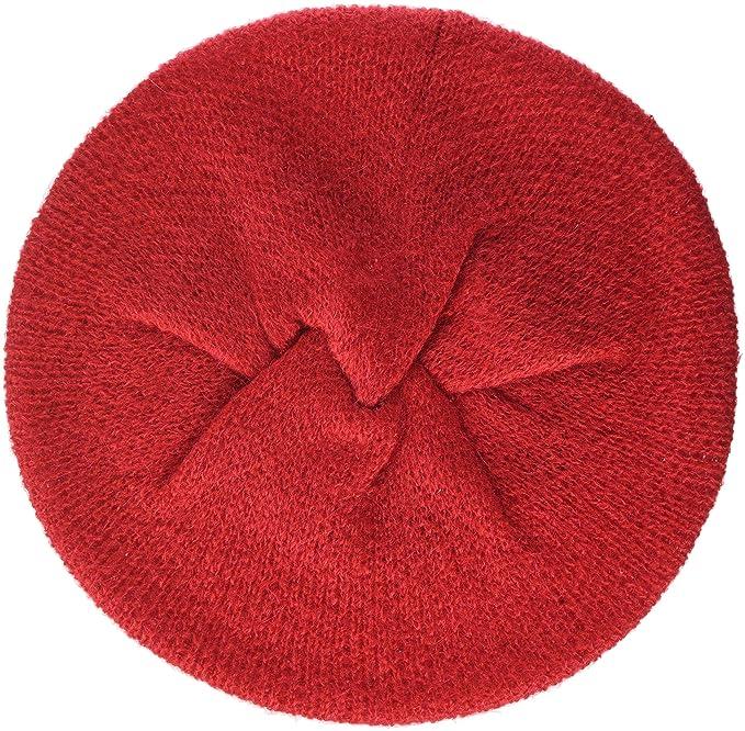 United Colors of Benetton Cap, Gorra de Béisbol para Mujer, Roja ...