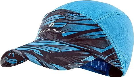 Sky Blue Blast *NEW* Ronhill Split Air Lite Lightweight Running Sports Cap