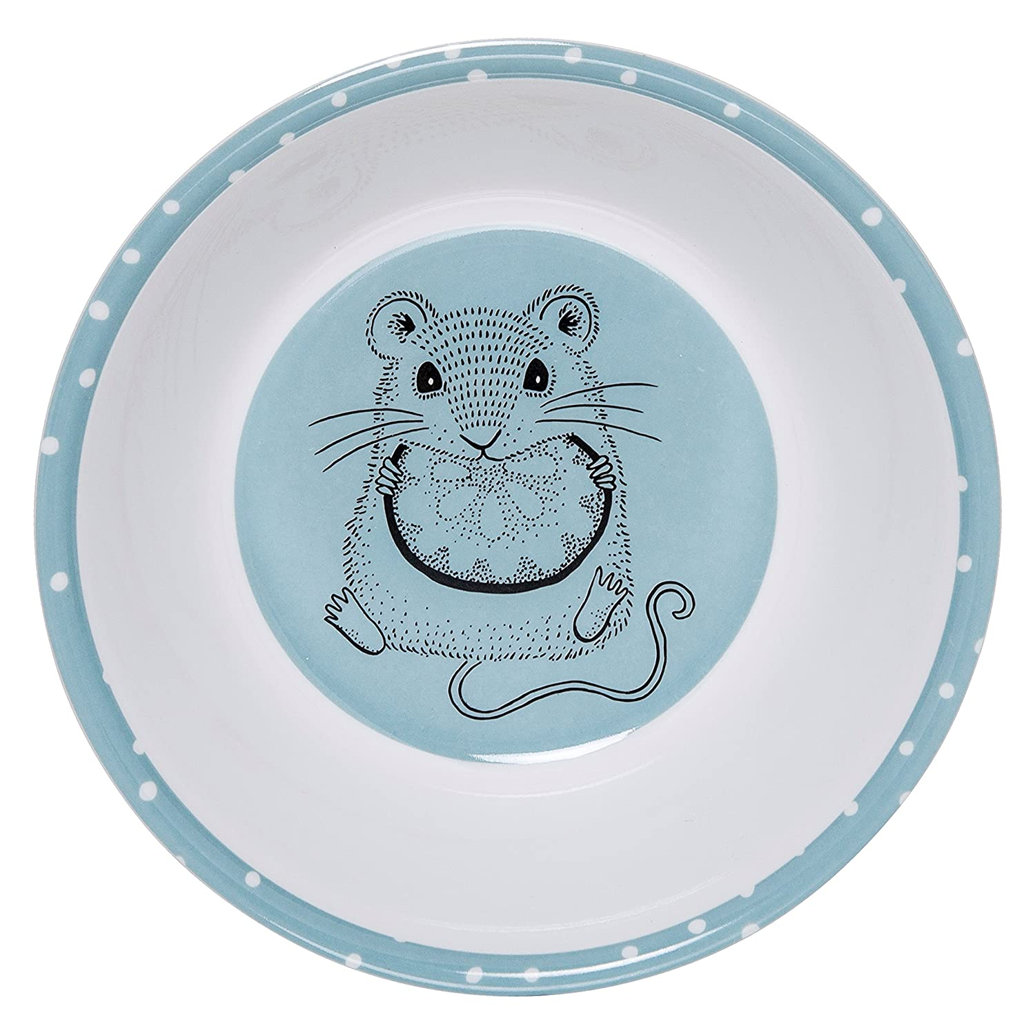 Multicolored Bloomingville A47305101 Bowl with Mouse