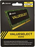 Corsair CMSO4GX3M1A1333C9 Value Select 4GB (1x4GB) DDR3 1333 Mhz CL9