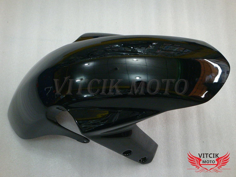 VITCIK A041 Blue /& White Fairing Kits Fit for Suzuki GSX-R750 GSX-R600 K4 2004 2005 GSXR 600 750 K4 04 05 Plastic ABS Injection Mold Complete Motorcycle Body Aftermarket Bodywork Frame