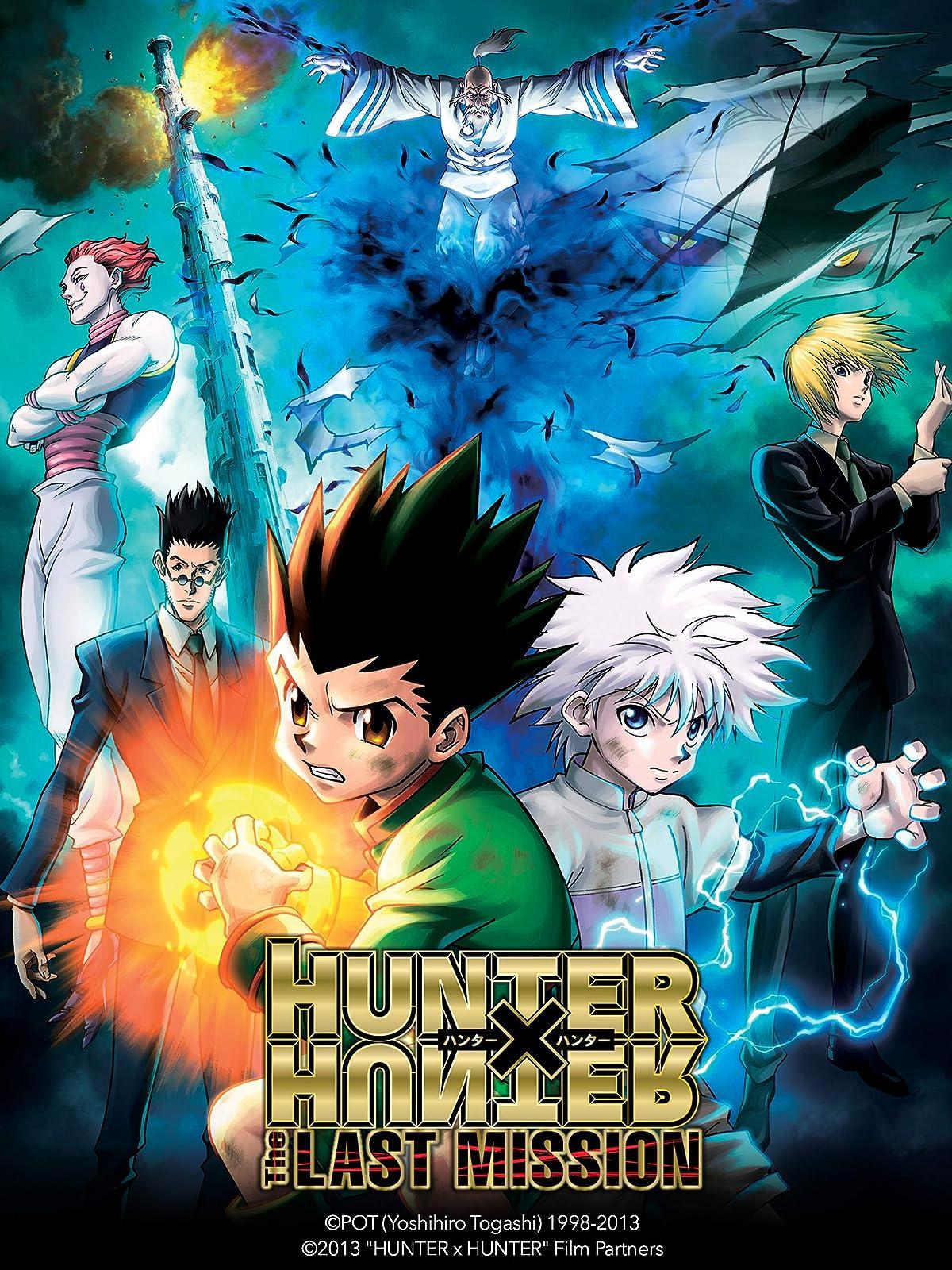Watch Hunter X Hunter Season 1 V6 Prime Video