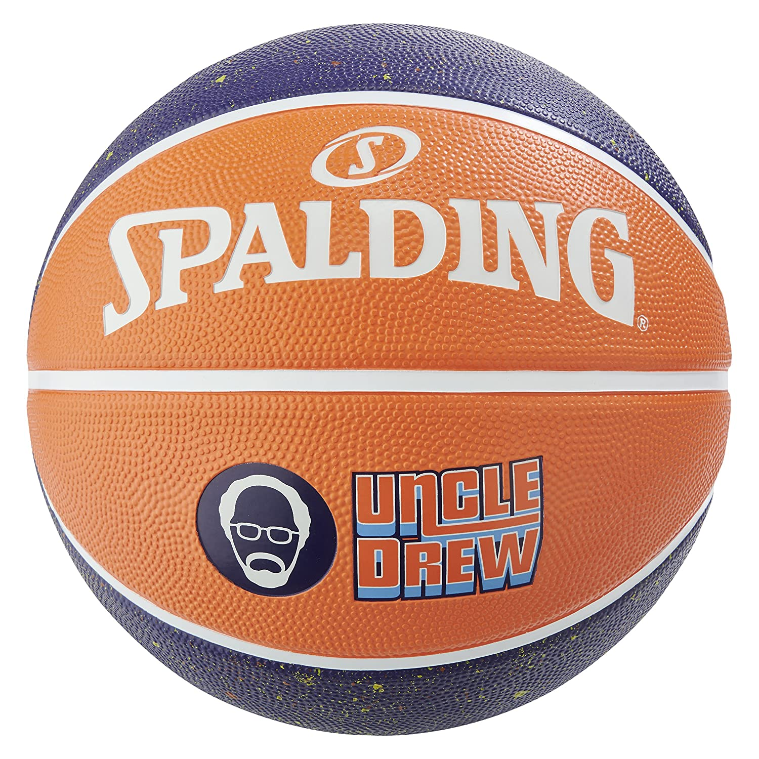 Spalding The Legend - Balón de Baloncesto, diseño de Drew: Amazon ...