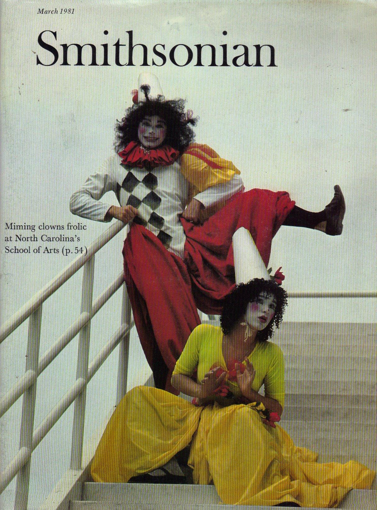 Smithsonian Magazine, March 1981 (Vol. 11 No. 12)