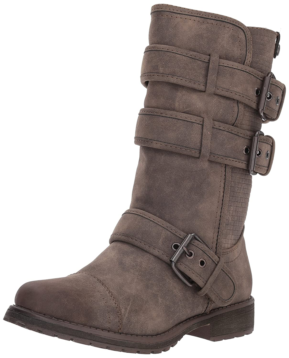 Roxy Women's Martinez Fashion Boot B076ZSMV8L 9 B(M) US|Chocolate