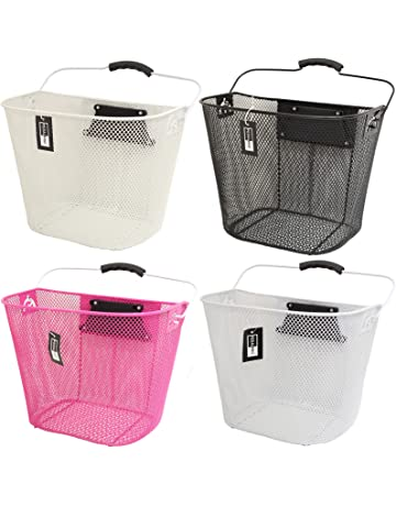 Nylon Cloth Dust-proof Prevent Small Items in the Basket from Dropping off MONOJOY Rain Cover for Bike Basket Bike Basket Cover Waterproof Electric Bicycle