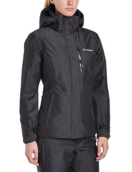 a9a60f19 Amazon.com: Columbia Women's Alpine Action Omni-Heat Jacket: Clothing