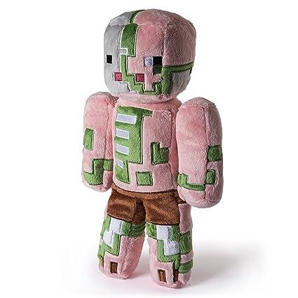 Minecraft 12 Plush Stuffed Animal Zombie Pigman Amazonde Spielzeug